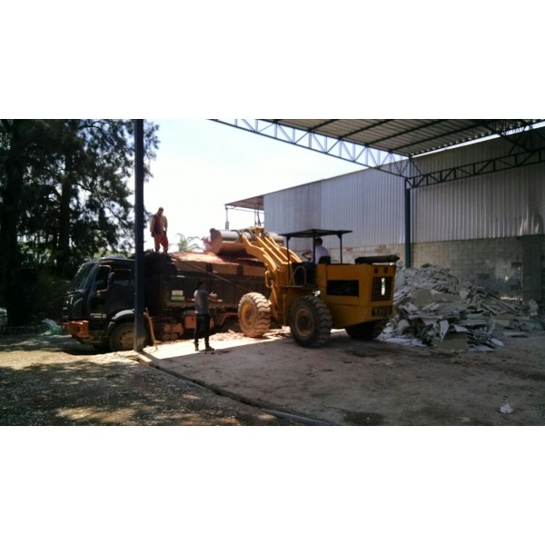 Caçamba de Lixo para Obras Grandes na Vila Tibiriçá - Empresa de Caçambas de Lixos