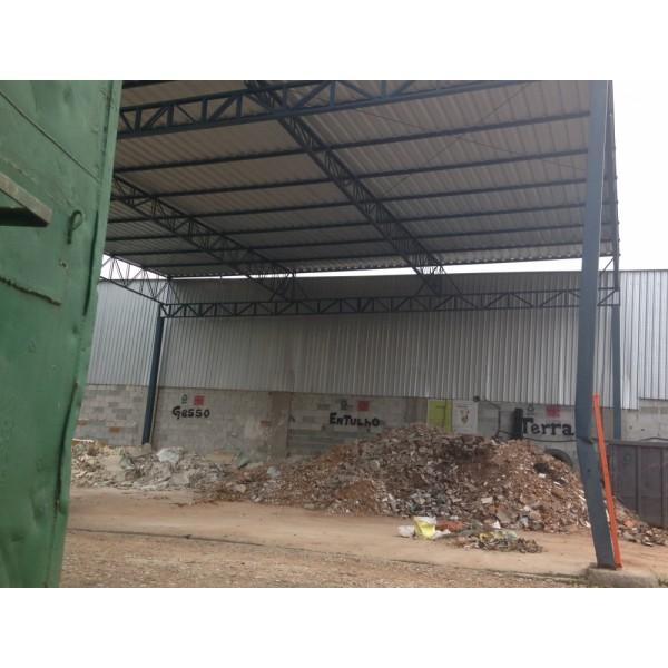 Caçamba para Entulho para Construções na Vila Linda - Contratar Caçamba de Entulho