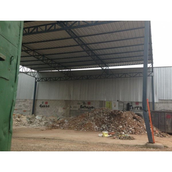 Caçamba para Entulho para Obra de Casas no Jardim Utinga - Contratar Caçamba de Entulho