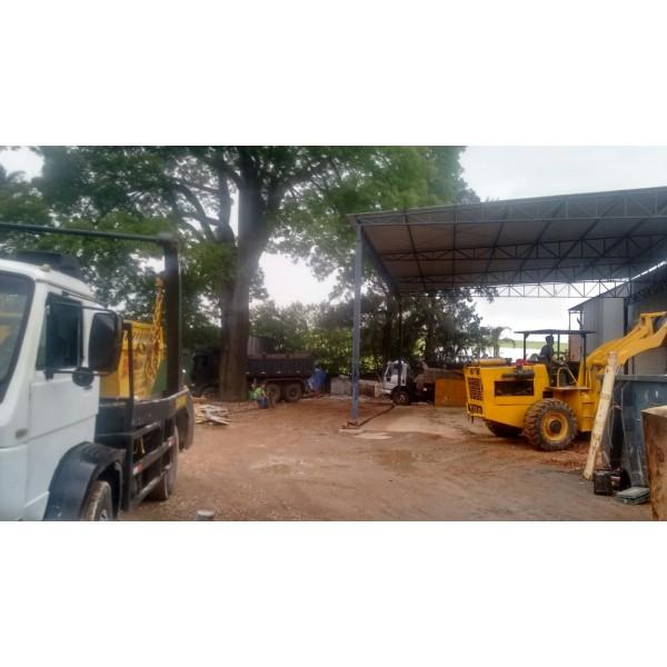 Caçamba para Lixo Empresas Que Fazem Locação na Vila Tibiriçá - Caçamba para Lixo