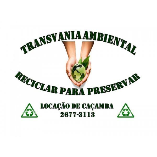 Caçamba para Locação Empresas Que Fazem no Jardim Santo André - Locação Caçambas