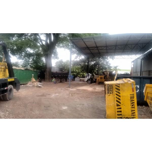 Caçamba para Locação para Que Serve no Alto Santo André - Caçamba de Lixo Preço