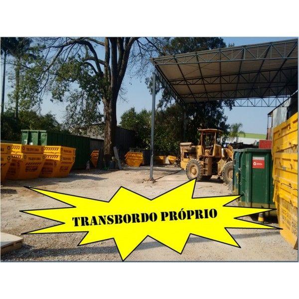 Caçamba para Locação para Que Serve no Parque Novo Oratório - Empresa para Locação de Caçamba