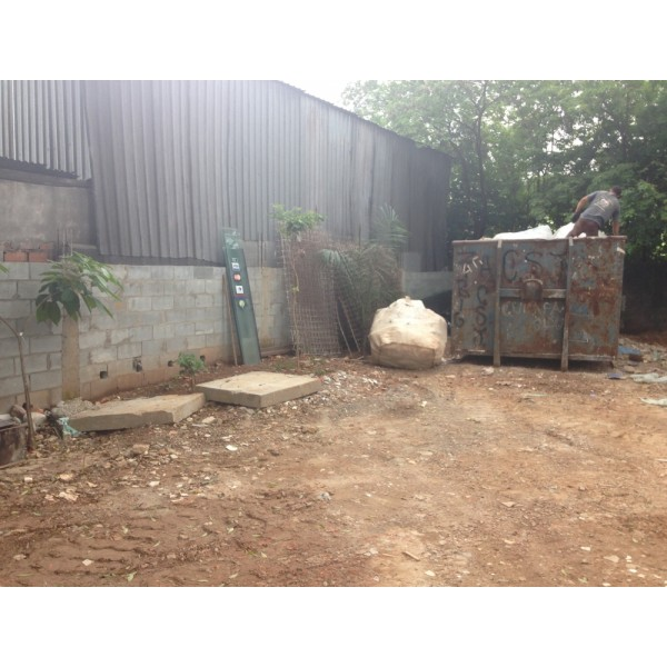 Caçambas de Entulho Onde Encontrar Empresa Que Faz Locação em Figueiras - Caçamba de Entulho Preço