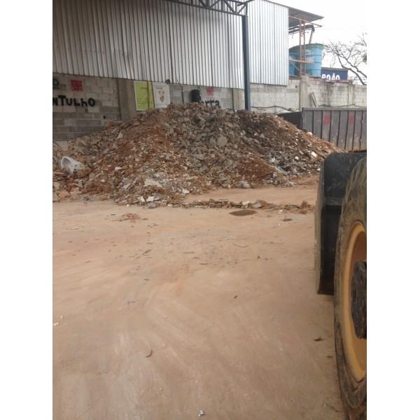 Caçambas de Entulho Preço na Vila Tibiriçá - Caçamba de Entulho no ABC