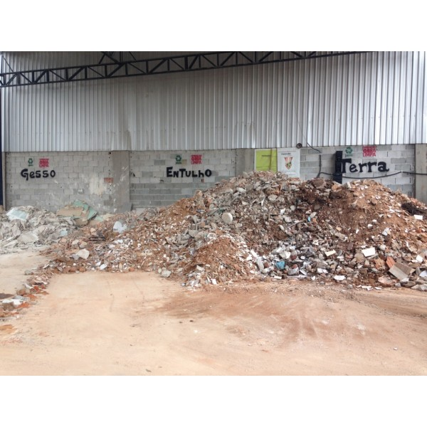 Empresa de Locação de Caçamba para Entulho em São Bernardo do Campo - Aluguel de Caçamba Preço