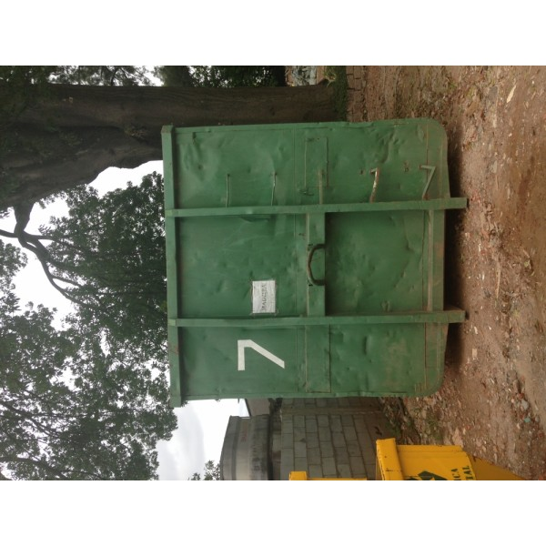 Empresa para Alugar Caçambas Baratas no Bairro Campestre - Aluguel de Caçamba