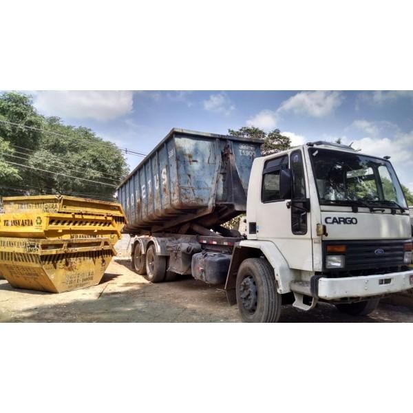 Empresa para Locação de Caçamba na Vila Curuçá - Locação de Caçamba Preço