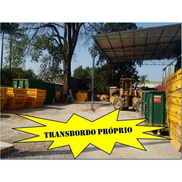 Empresas para Fazer Locação de Caçamba para Lixos no Parque Marajoara I e II - Caçamba de Lixo em Diadema
