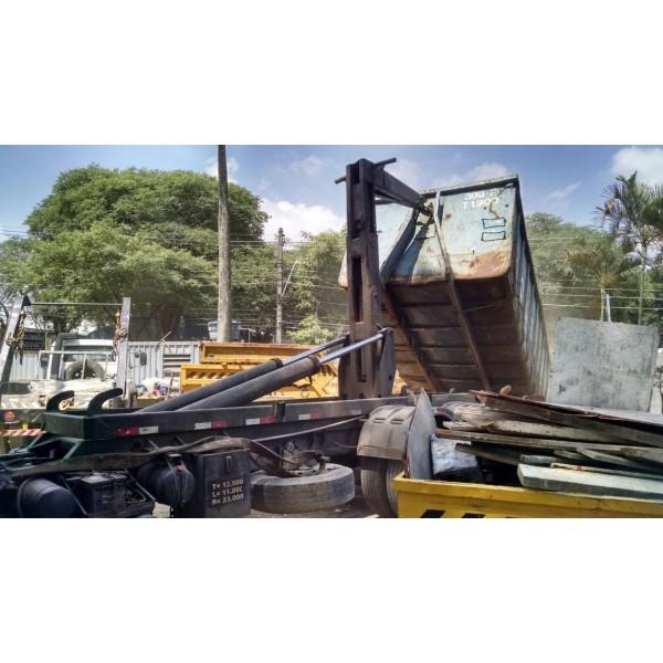 Locação de Caçamba Barata em Baeta Neves - Locação de Caçambas para Obras