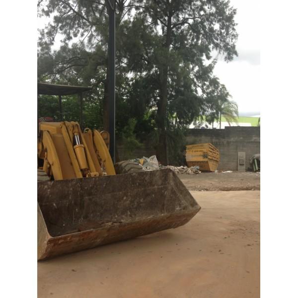 Locação de Caçambas para Entulho para Obra Barata no Jardim Aclimação - Contratar Caçamba de Entulho