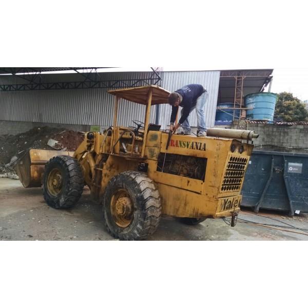 Locação de Caçambas para Obras na Vila Junqueira - Locação de Caçamba em Santo André
