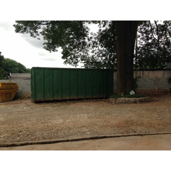 Onde Encontrar Empresa de Locação de Caçamba de Entulho na Vila Apiay - Caçambas de Entulho