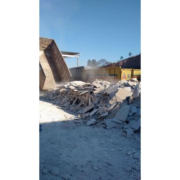 Onde Encontrar Empresa de Locação de Caçamba de Entulho para Obra no Bairro Santa Maria - Caçamba de Entulho em Santo André