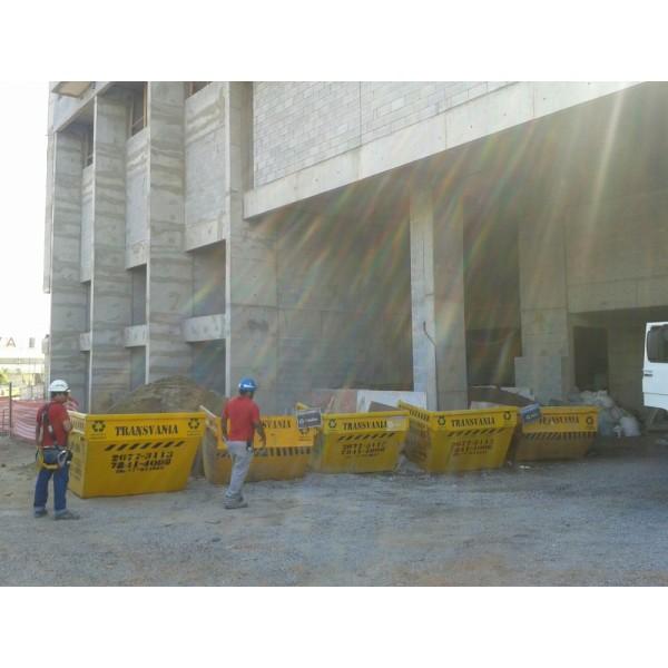 Quais Os Preços de Locação de Caçambas de Lixo em São Bernardo do Campo - Empresa de Caçamba de Lixo