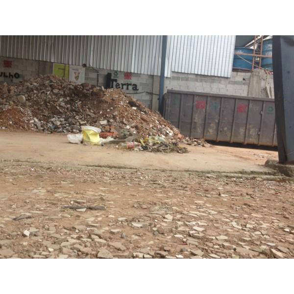 Quais Os Preços Serviço de Locação de Caçambas para Entulho na Vila Bastos - Caçamba de Entulho em Diadema