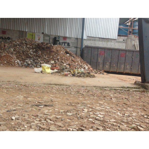 Quais Os Preços Serviço de Locação de Caçambas para Entulho na Vila Metalúrgica - Caçamba de Entulho em Santo André