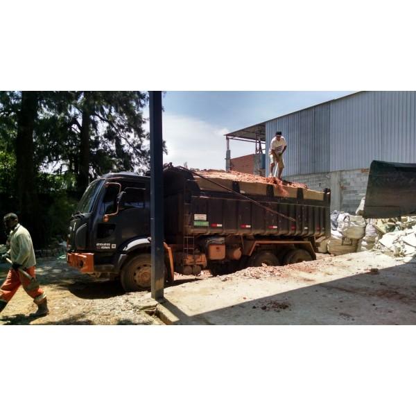 Qual o Valor de Locação de Caçambas de Entulhos na Vila Santa Tereza - Caçamba de Entulho Santo André Preço