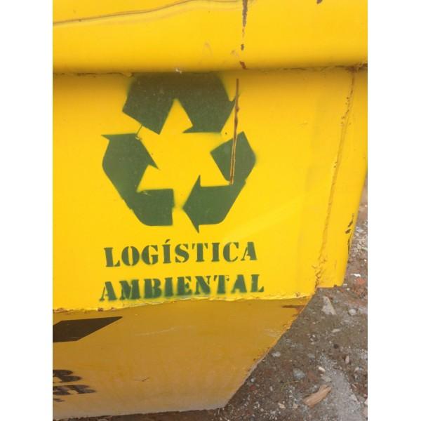 Quanto Custa Aluguel de Caçamba para Lixo no Parque Novo Oratório - Caçamba de Lixo