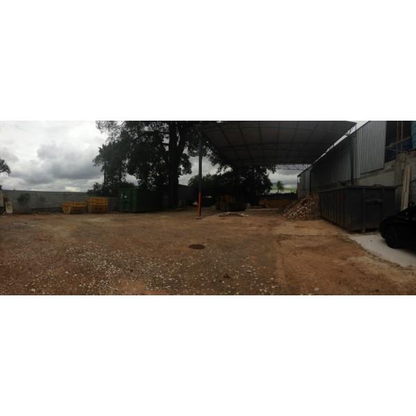 Serviço de Caçamba de Entulho para Locação no Parque Oratório - Caçamba de Entulho na Paulicéia