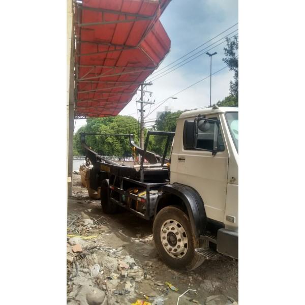 Serviço de Locação de Caçamba na Vila Pires - Locação de Caçamba em Santo André