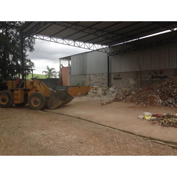 Site de Empresa de Aluguel de Caçambas no Centro - Aluguel de Caçamba no ABC