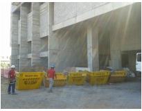 caçamba para coleta de lixo preço na Vila Luzita