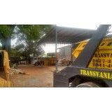 Caçamba para lixo preço na Vila Guarani