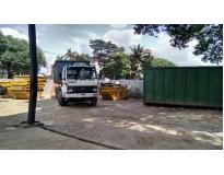 caçamba para retirar lixo no Jardim Guilhermina