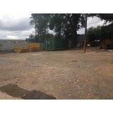 Contratar empresa que faça remoção de terra no Centro