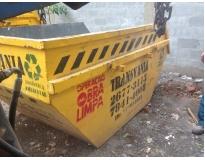 empresa de caçamba para retirar lixo no Jardim Ciprestes