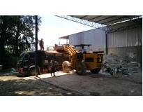 empresa de caçamba para retirar lixo sp Taboão