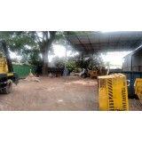 Empresa para remoção de lixo pós obra na Cooperativa