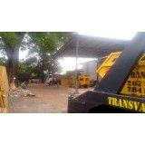 Empresa que faça aluguel de caçamba no Jardim Utinga