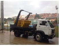 empresas de caçamba para retirar lixo na Vila Luzita