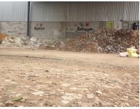 limpar terreno na Vila Santa Tereza