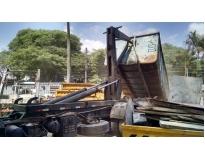 limpeza de terreno na Vila Progresso