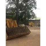 Locação de caçambas para entulho para obra barata no Jardim Aclimação