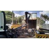 Onde encontrar empresa para alugar caçamba de lixo para obra no Jardim Magali