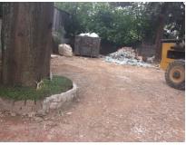 onde encontrar limpeza de terreno para construção na Vila Clarice