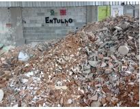 onde encontrar remover lixo com caçamba em Santo André