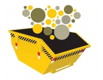 onde encontrar remover lixo com caçamba na Vila Eldízia