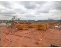 onde encontrar retirada de terra de terreno na Vila Alba