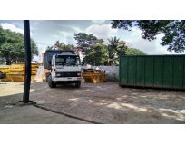 onde encontrar serviço de remoção de lixo com caçamba na Vila Bastos
