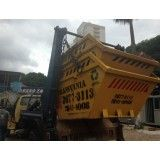 Onde fazer locação de caçamba para lixo na Vila Camilópolis