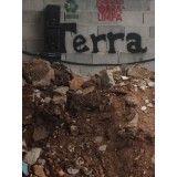 Preciso de empresa para retirada de terra de obra em São Bernardo Novo