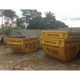 Preço baixo para locação de caçambas para lixo em Diadema