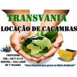 Preço de caçamba de lixo na Vila Guarani