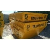 Preço para locação de caçamba de lixo na Vila Vitória