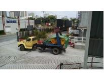 procuro caçamba para coleta de lixo na Vila Bastos